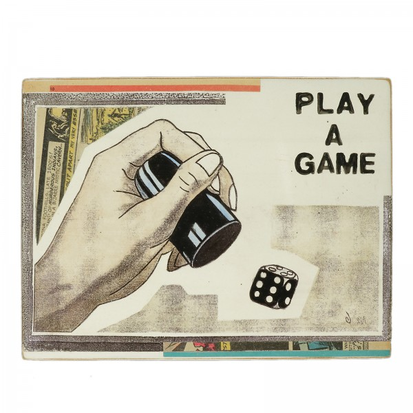 Kati Elm: play a game, 2014
