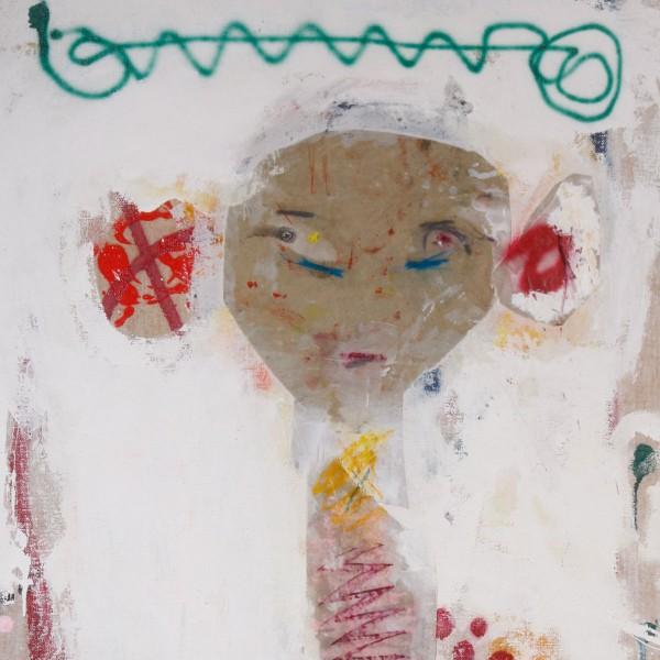 Hans Mendler- Malerei - Bunny