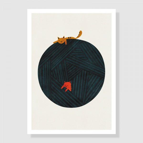 Blanca Gómez: The Yarn Ball