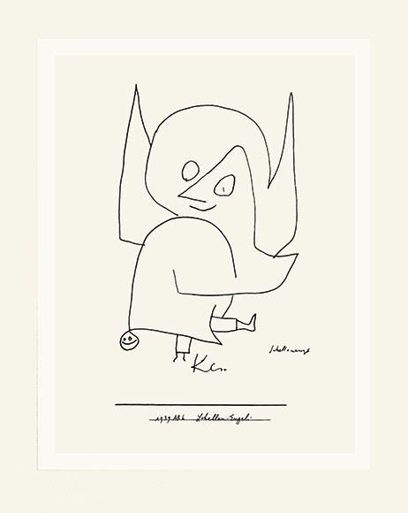 Paul Klee | Schellenengel, 1939