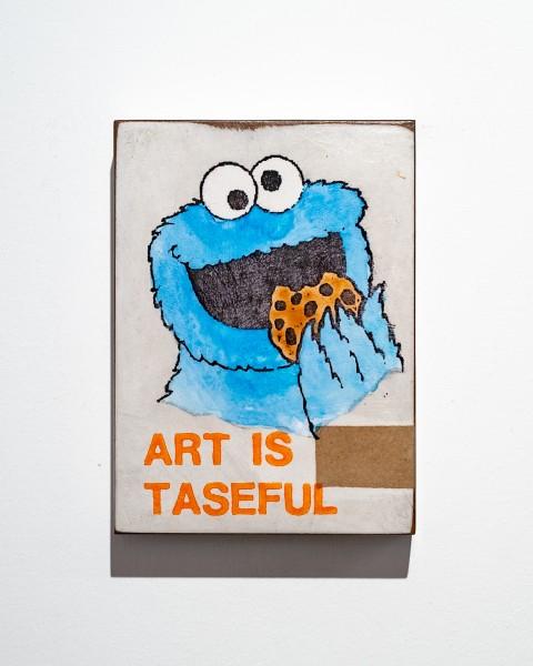 Jan M. Petersen | ART IS TASTEFUL (Krümelmonster)