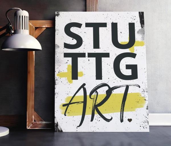 Stuttg-ART | Poster