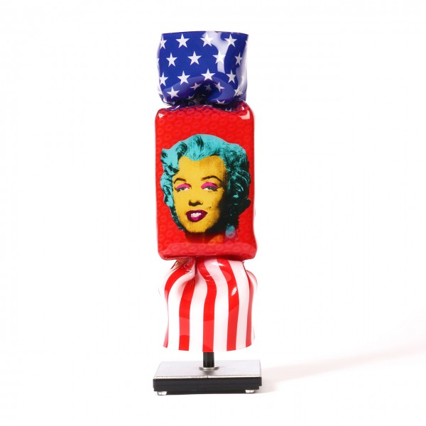 Art Candy Toffee | Homage to Andy Warhol - Marilyn Monroe