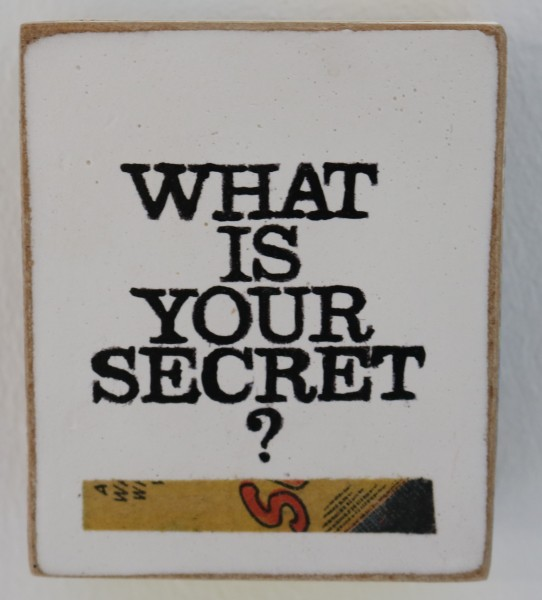 Kati Elm | what is your secret? (Mini)