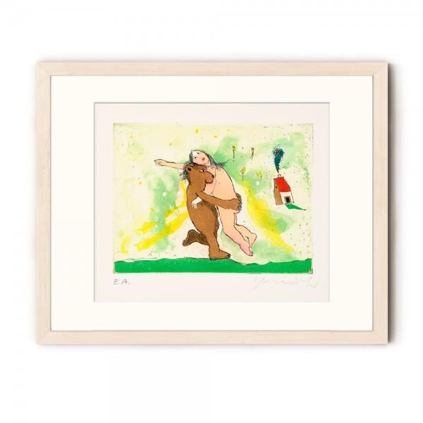 Janosch | Der Bär der Bär der wiegt nicht schwer