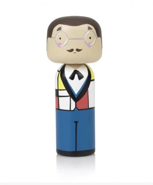 Kokeshi Doll | Piet