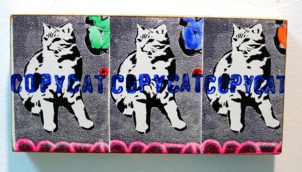 Kati Elm | COPYCAT (Katzen)