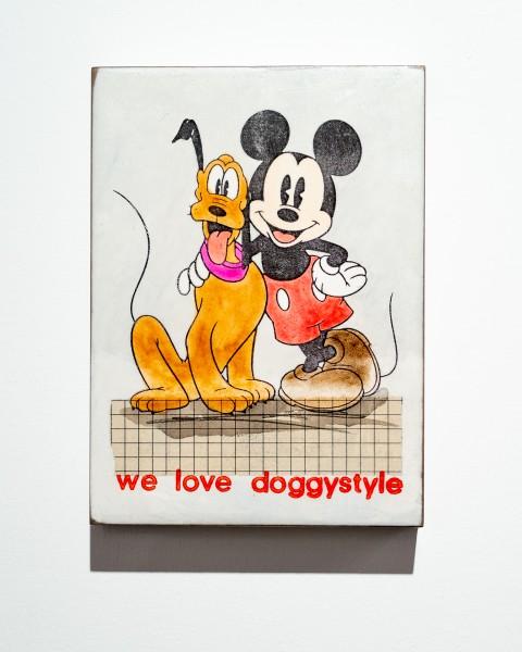 Jan M. Petersen: we love doggystyle, Auflage 8/12