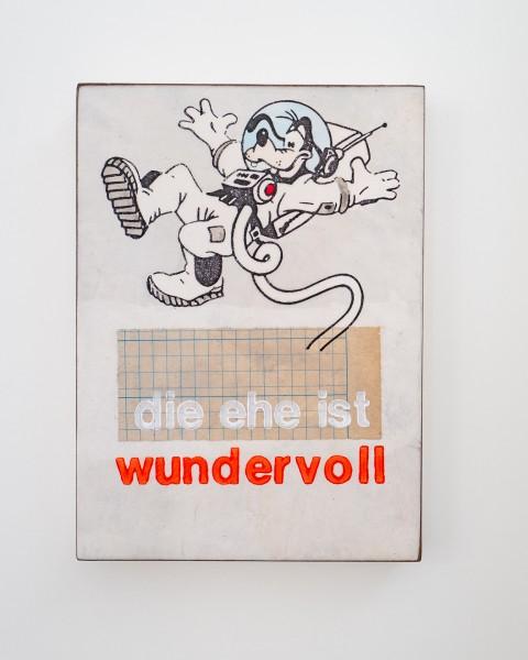 Jan M. Petersen: die ehe ist wundervoll, Goofy, Auflage 3/12