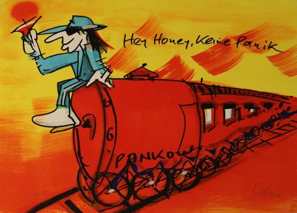 Udo Lindenberg   Hey Honey, keinePanik, Pankow-Zug