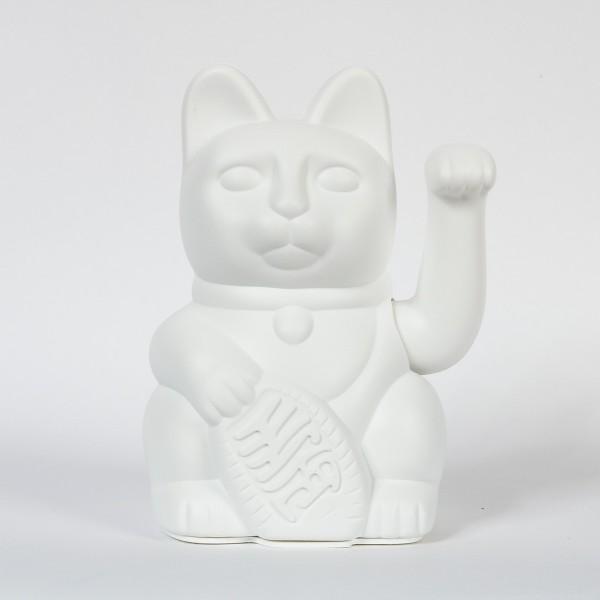 Lucky Cat Winkekatze - Weiss