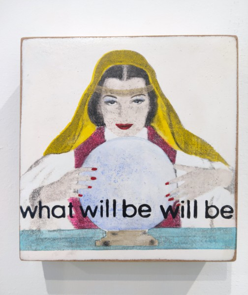 Kati Elm: what will be will be (Wahrsagerin)