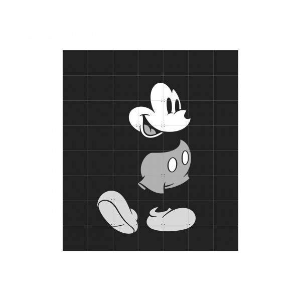 IXXI : Mickey Mouse