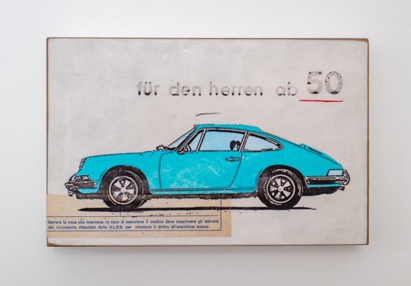 Jan M. Petersen: für den herrn ab 50, türkis Porsche, Auflage 7/12