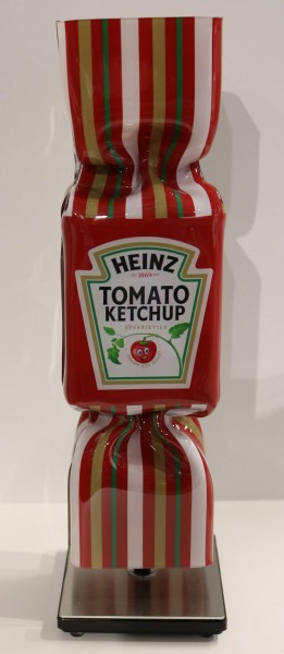 Ad van Hassel | Art Candy Toffee | HEINZ Tomato Ketchup