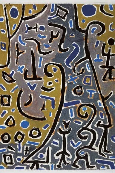 Paul Klee | Fülle 1938