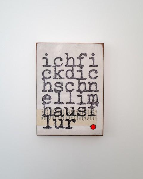 Jan M. Petersen: ich fickfickdichschnell..., Auflage 7/12