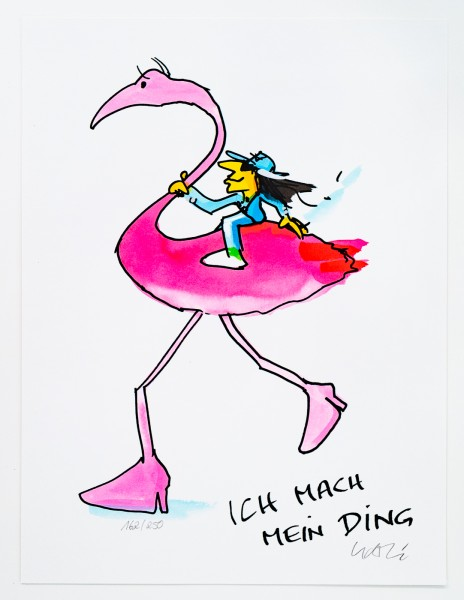 Udo Lindenberg: Ich mach mein Ding (Flamingo)