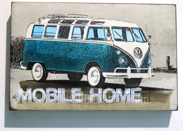 Jan M. Petersen | MOBILE HOME