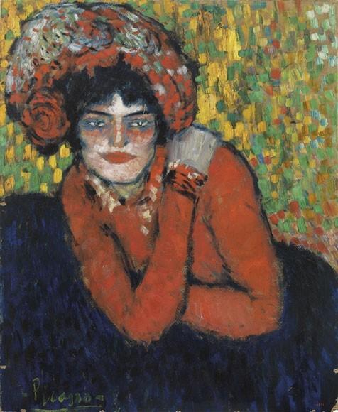 Pablo Picasso | Margot, 1901