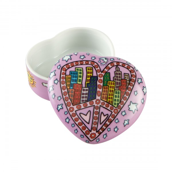 James Rizzi: Peace And Love in My City - Dose
