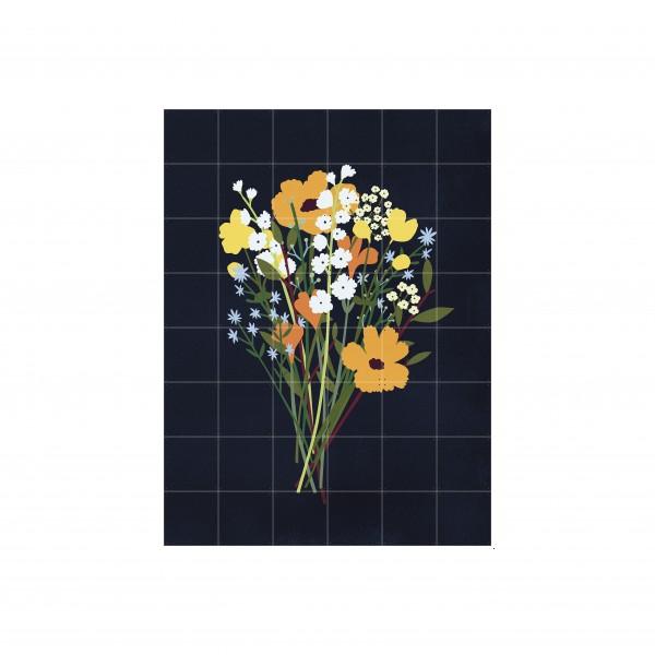 IXXI : Wild Flowers (doppelseitig)