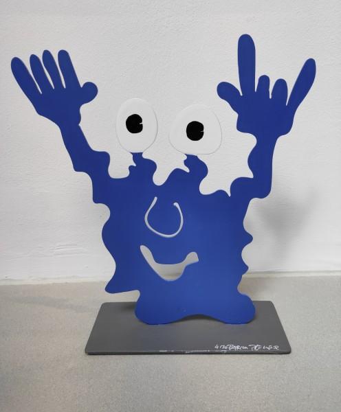 Patrick Preller: Monster TOGO Rock'n Roll I Skulptur I signiert, nummeriert, limitert