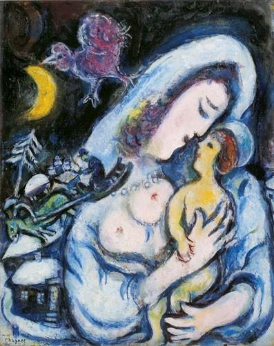 Marc Chagall | Mutterschaft