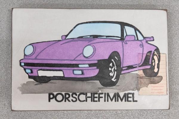 Jan M. Petersen: PORSCHEFIMMEL (lila)