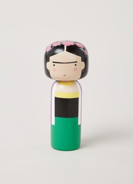 Lucie Kaas: Kokeshi Doll I Frida-Puppe, Design von Becky Kemp