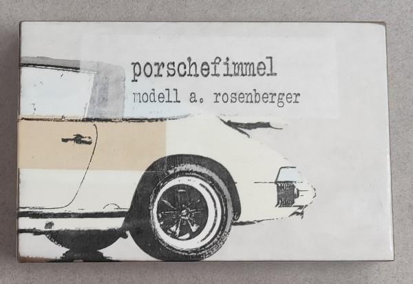 Jan M. Petersen: porschefimmel (modell a. rosenberger)
