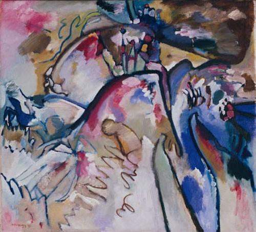 Wassily Kandinsky | Improvisation 21A, 1911