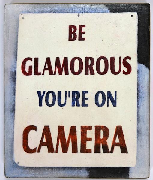 Kati Elm: Be glamorous you're on Camera, 2018
