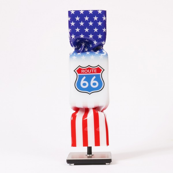 Art Candy Toffee | Homage to Route 66