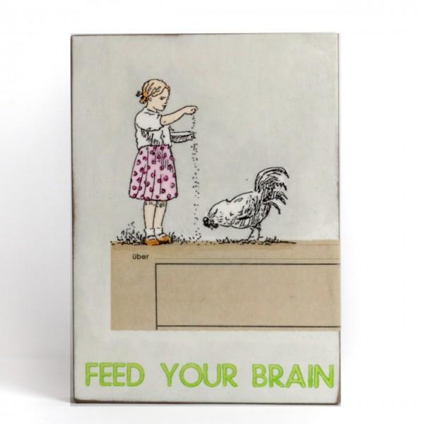 Jan M. Petersen - Feed your Brain
