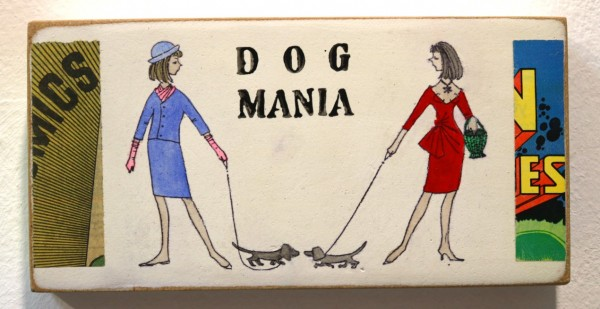 Kati Elm | DOG MANIA (Dackel) | 20,5 cm | Variante 2