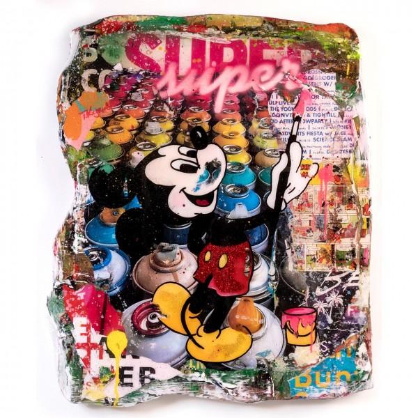 Tanja Kiesewalter - Super Mickey