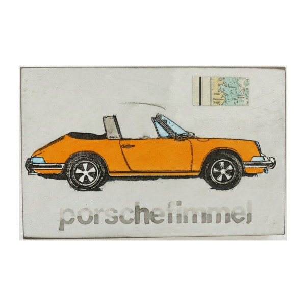 Jan M. Petersen: Porschefimmel (orange)