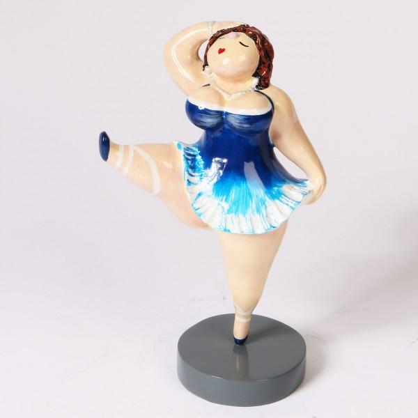 Ballerina Theo | Blau