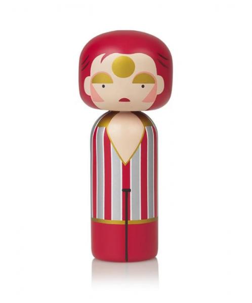 Kokeshi Doll | Ziggy Stardust