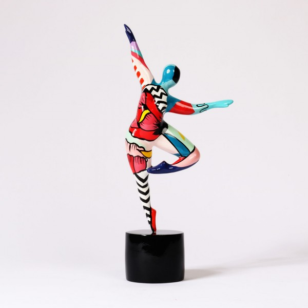 Ballerina Beauty   One - Arm up - A