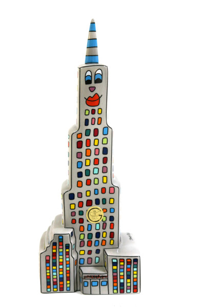 James Rizzi: Empire State of Mind II