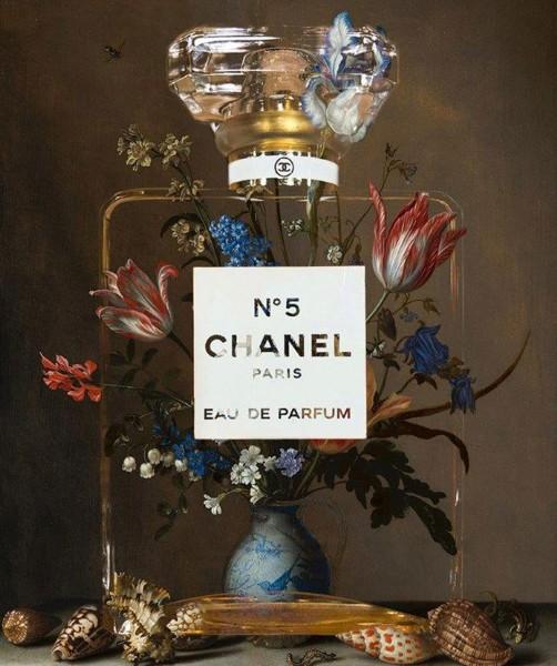 Chanel - Eau de Floral