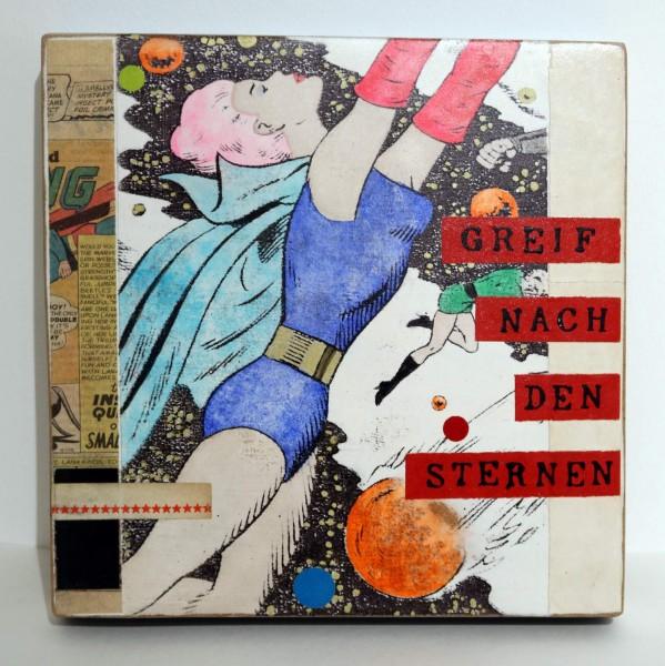 Kati Elm | Greif nach den Sternen | Superfrau