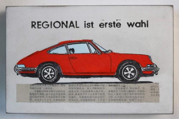 Jan M. Petersen | porsche (rot) | REGIONAL ist erste wahl