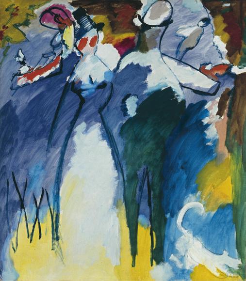 Wassily Kandinsky | Impression VI (Sonntag), 1911