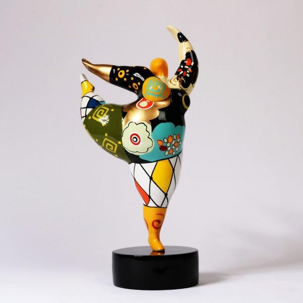 Dancing Ballerina   Harlekin - Large