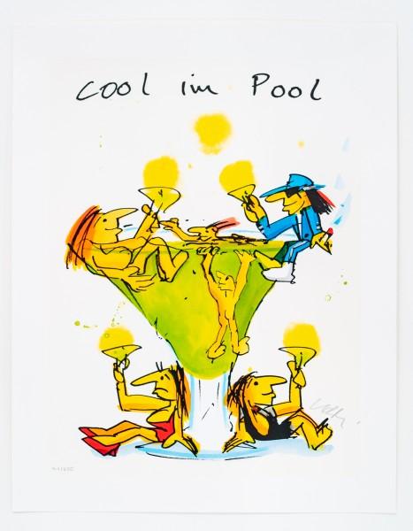 Udo Lindenberg: Cool im Pool