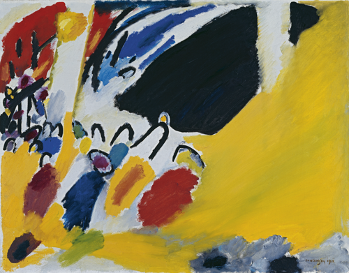 Wassily Kandinsky | Impression III (Konzert), 1911