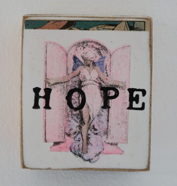 Kati Elm | HOPE (Engel) (Mini)